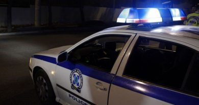 Δύο άτομα τραυματίσθηκαν από πυροβολισμούς στο Ηρακλείου Κρήτης