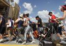 Βουλιάζουν τα λιμάνια από τους εκδρομείς του Αυγούστου
