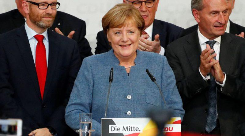 Γερμανικές εκλογές: Πρωτιά με απώλειες για Μέρκελ, ναυάγιο Σουλτς, έκρηξη της ακροδεξιάς