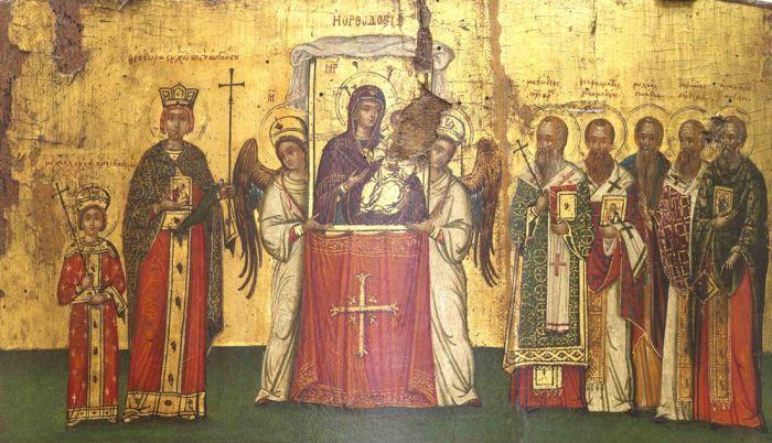 Κυριακή της Ορθοδοξίας, 25 Φεβρουαρίου 2018. Τι γιορτάζουμε