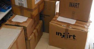 Συνεχίζεται από τον Δήμο Ηρακλείου η αποστολή πακέτων σε φοιτητές – μέλη οικογενειών με οικονομικές δυσκολίες
