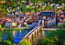 Η παραμυθένια Χαϊδελβέργη με τα μεσαιωνικά σοκάκια,τα αναγεννησιακά κάστρα και τις μπαρόκ γέφυρες!(photos)