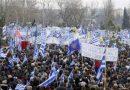 Συλλαλητήριο για τη Μακεδονία στη ΔΕΘ με τη συμμετοχή της ορχήστρας του Μίκη Θεοδωράκη