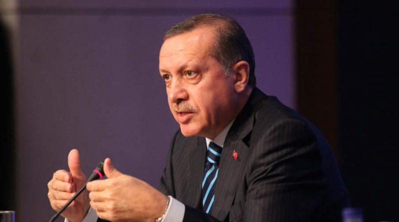 Η απελευθέρωση και ο Ερντογάν