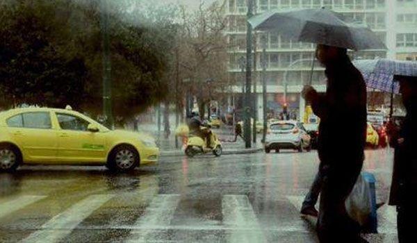 Αλλάζει το σκηνικό του καιρού με βροχές, καταιγίδες και κρύο