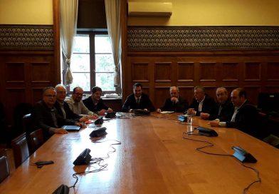Κατέθεσε υπόμνημα στον Υπουργό Εσωτερικών η ΠΕΔ Κρήτης