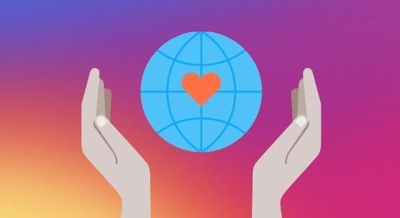 Instagram-Fundraisers
