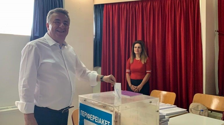 Στ. Αρναουτάκης: » Ο κόσμος πρέπει να ψηφίσει τους καλύτερους»