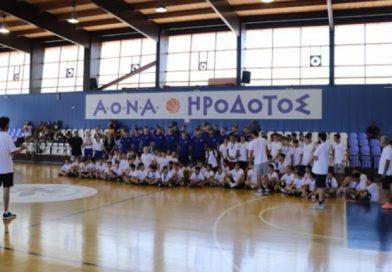Με επιτυχία ολοκληρώθηκε το 1ο Καλοκαιρινό Camp της ΕΚΑΣΚ στο Ηράκλειο
