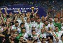 Η Αλγερία σήκωσε την κούπα του Κόπα Αφρικα