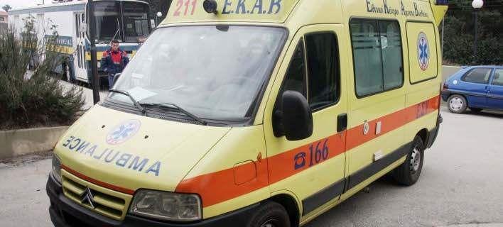 Ηράκλειο: Αγροτικό αυτοκίνητο έπεσε σε βενζινάδικο και παρέσυρε υπάλληλο