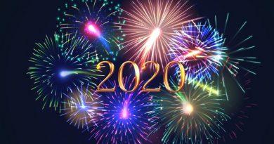 Χρόνια Πολλά…!!!  Καλή Χρονιά με πολύ υγεία, ελπίδα, ευημερία και ευτυχία!!!