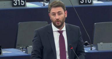 Ν. Ανδρουλάκης: Η Ευρώπη χωρίς κοινή εξωτερική πολιτική και άμυνα, μπαίνει σε μεγάλες περιπέτειες