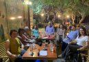 Επισημοποίηση της συνεργασίας  των Συλλόγων «Ορίζοντας» και «Ηλιαχτίδα»