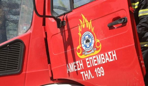 Κρήτη: Μεγάλη φωτιά απειλεί επιχειρήσεις