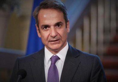 Μήνυμα του Πρωθυπουργού για την ανάληψη της Προεδρίας της Διεθνούς Συμμαχίας για τη Μνήμη του Ολοκαυτώματος από την Ελλάδα