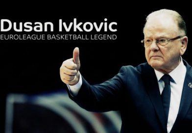 Πέθανε ο προπονητής Ντούσαν Ίβκοβιτς. Πένθος στο ευρωπαϊκό μπάσκετ